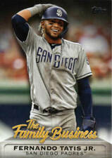 SP RC Rookie Card San Diego Padres Turning Double Play Limited Print Run Exclusive to Retail Baseball Factory Sets 2019 Topps Factory Complete Sets Retail Variation #410 Fernando Tatis Jr