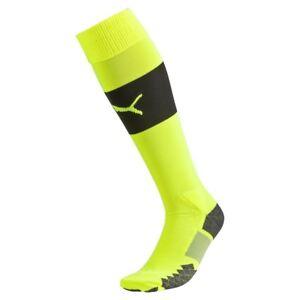 PUMA Striker  Socks weiß oder gelb   702210  Puma Socken mit Logo