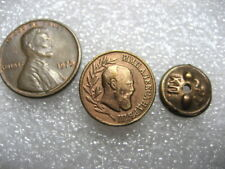 .Russian Badge Pin Tsar Alexander Iii 1881-1894