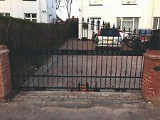 DRIVEWAY GATES / METAL GATES / FRONT DRIVEWAY GATE / GATES/ WROUGHT IRON GATE