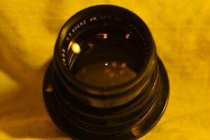 "14"" APO Artar f9 large format lens"