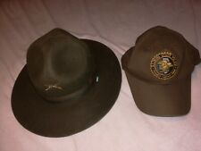State Trooper Hat / Illinois State Police Hat