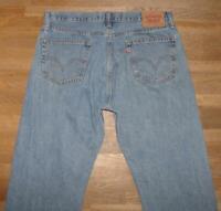 "LEVI`S 505 "" STRAIGHT FIT "" Herren- Jeans / Blue-Jeans in blau W36""/ L30"""