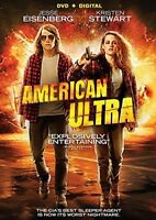 American Ultra [New DVD]