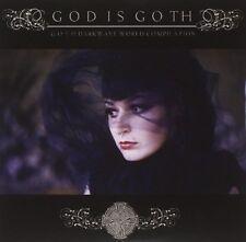 God is Goth 2cd DIGIPACK 2014 che io Merciful Nuns Ikon Henric de la Cour