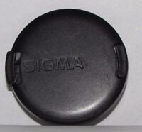 Used Sigma 52mm Lens Front Cap vintage snap on type made in Japan  B11953