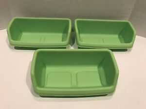 Step 2 Storage Organizer Replacement Bins (3 Bins) - Green (C8)