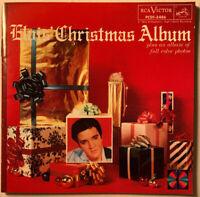 ELVIS PRESLEY ELVIS' CHRISTMAS ALBUM CD RCA USA PRESS EX CONDITION