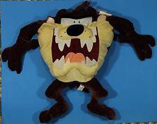 Tasmanian Devil Plush Six Flags with tag, body 12 x 12