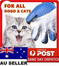 Best  Pet shedding Cleaning Brush Magic Glove Hair Massage Grooming Groomer
