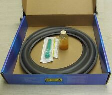 """2x 11"""" AR Acoustic Research AR3, AR11, AR9  Schaumsicke, foamring, glue Kleber"""