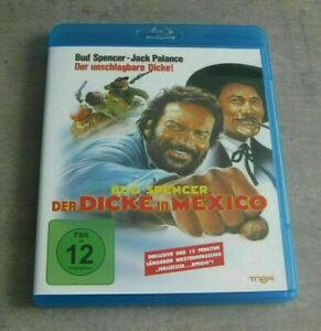 Der Dicke in Mexico [Blu-Ray] Bud Spencer Terence Hill Collection Box NEU