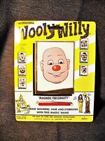 Patch Products Original Wooly Willy Retro Magnetic Personality Drawing Toy EUC