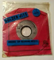 UNPLAYED The Box Tops-Let Me Go-1970 45 Record-NOS/STILL SEALED-Alex Chilton!