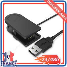 Chargeur Câble USB pour Montre de Running GPS Cardio Garmin Forerunner Course