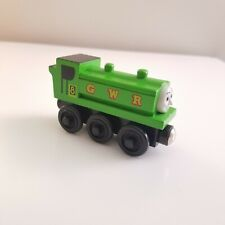 2003 Duck Gullane Thomas the Train & Friends Wooden Railway Tank Engine GWR 8