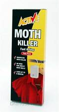 Twin Pack - Active Moth Killer - No Need for Moth Balls