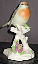 "Royal Adderly ""English Robin"" Figurine Bone China Made in England"