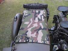 New Handmade Cover Camouflage Cordura Ural 650 Right  Handed Sidecar 3