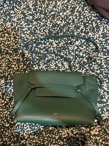 Authentic Celine Belt Medium Shoulder Bag