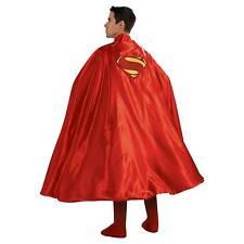 Morris Costumes Ru888202 Superman 50 Inch Cape W Logo