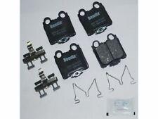For 2001-2005 Lexus IS300 Brake Pad Set Rear Bendix 57657QT 2002 2003 2004