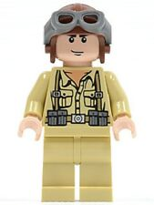 Lego Indiana Jones Soldier 5 iaj023 (From set 7683) Minifigure Minifig Army New