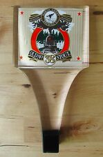 North Coast Brewing Co. Old No. 38 Stout Bar Beer Tap Handle Mendocino Lucite