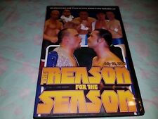 PWG The Reason for the Season DVD Pro Wrestling Guerrilla CM Punk ROH NXT WWE