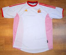 Adidas España 2002/2004 Away Camiseta (Talla L)