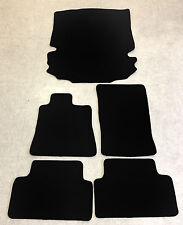 Fußmatten Kofferraumteppich für Chevrolet Camaro Coupe ab 2016' schwarz 5tlg Neu