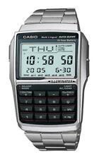 Reloj Casio Dbc-32d-1a digital retro calculadora Databank