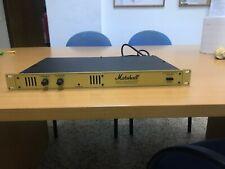 Etapa de potencia Marshall 8008  2x80 Watt  Power Amp Made in England