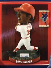 Dave Parker Bobblehead Cincinnati Reds Hall of Fame Museum 2017