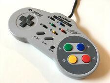 Super Nintendo SNES Original Controller Gamepad Asciiware asciipad Turbo