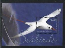 2004 Norfolk Island Scott #858 (SG #927b) - Seabird Souvenir Sheet - MNH