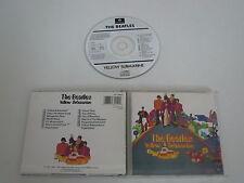 THE BEATLES/YELLOW SUBMARINE(EMI CDP 7 46445 2) CD ALBUM