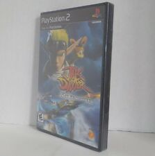 PS2 Black Label JAK and DAXTER THE LOST FRONTIER (Sony PlayStation 2, 2009) New