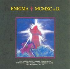 CD  -  ENIGMA MCMXC a.D ( TWEEDE-HANDS / USED / OCCASION) *