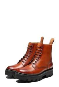 Grenson Bessie Boots. 6.5