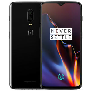 "6.41"" oneplus 6T Snapdragon 845 Android 9 SmartPhone Screen Fingerprint Global"