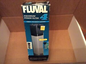 Vintage Collectible Fluval 4 Discontinued Internal Power Filter Please Read