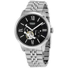 Fossil Townsman Black Dial Automatic Men's Watch ME3107