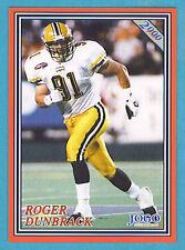 2000 JOGO CFL Canadian Football Series #3 Set (20 Cards)