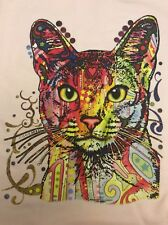 Nwot Abyssinian Cat Crewneck Sweatshirt (Regular sizes)