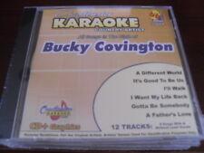 CHARTBUSTER 6+6 KARAOKE DISC 20664 BUCKY COVINGTON CD+G COUNTRY MULTIPLEX