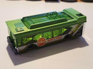 Hot Wheels Ain't Fare Bus