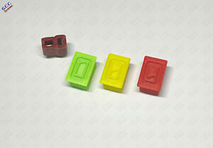 Deans T Battery Connector Caps - Set Of 3 - Printed Hard Wearing ABS