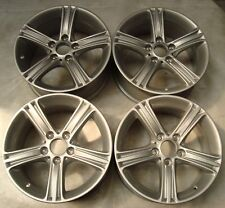 4 BMW Alufelgen Styling 393 7.5Jx17 ET37 6796242 3er F30 F31 4er F32 F33 F3097