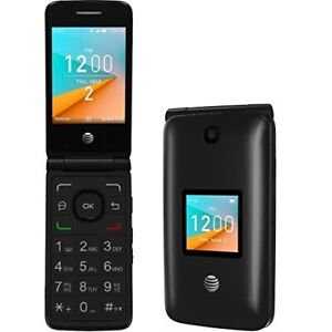 AT&T T-Mobile Factory Unlocked Alcatel - SMARTFLIP GSM Basic Phone Bluetooth